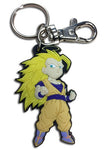 Dragon Ball Z Super Saiyan 3 Goku SD Key Chain