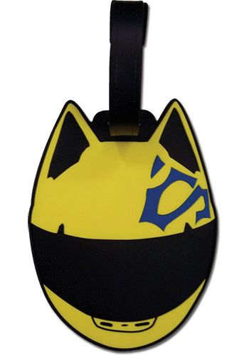 Durarara!! Celty Sturluson Helmet Luggage Tag