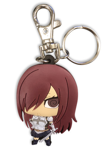 Fairy Tail Erza SD PVC Key Chain