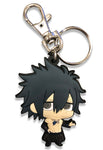 Fairy Tail Gray SD PVC Key Chain