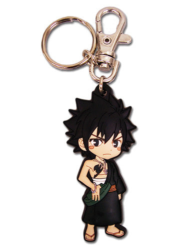 Fairy Tail - Gray In Yukata Keychain Shadow Anime
