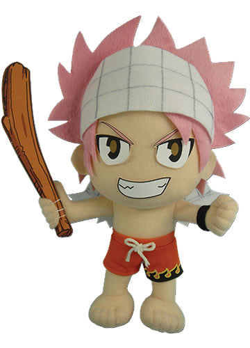 Fairy Tail - Natsu Swimsuit Plush Shadow Anime
