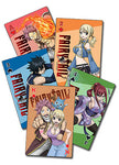 Fairy Tail S7 Characters Poker Playing Cards