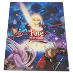 Fate/Stay Night Group File Folders Set of 5