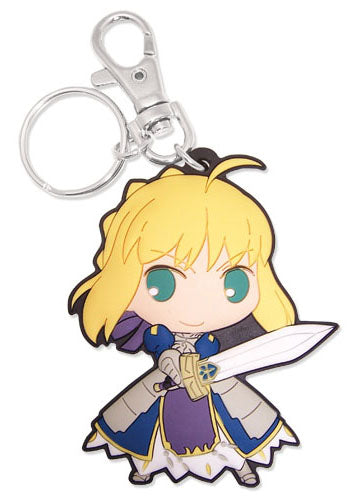 Fate/Stay Night Saber Key Chain