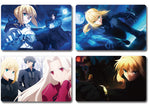 Fate/Zero Postcards Set of 4