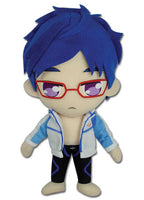 "Free! Iwatobi Swim Club Rei 8"" Plush Doll"