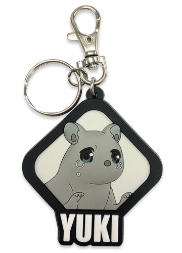 Fruits Basket 2019 Yuki Rat PVC Keychain