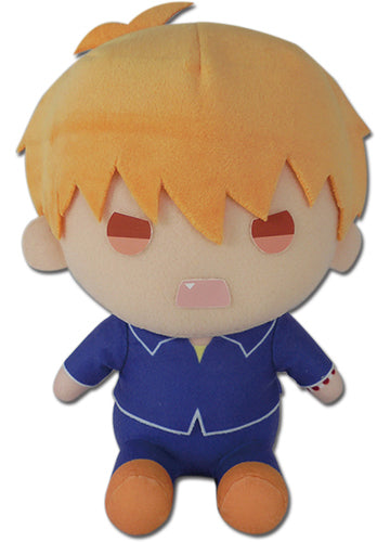 "Fruits Basket Kyo 7"" Sitting Pose Plush Doll"