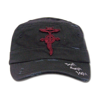 Fullmetal Alchemist Brotherhood Flamel Cap Shadow Anime
