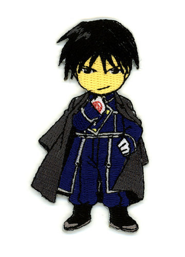Fullmetal Alchemist Roy Mustang Sew On Patch