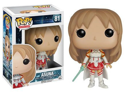 Sword Art Online: Asuna POP! Vinyl Figure Shadow Anime
