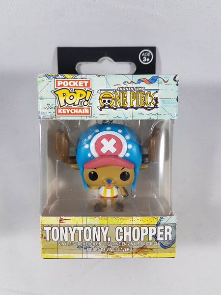 Funko POP Keychain One Piece Tony Tony Chopper Figure