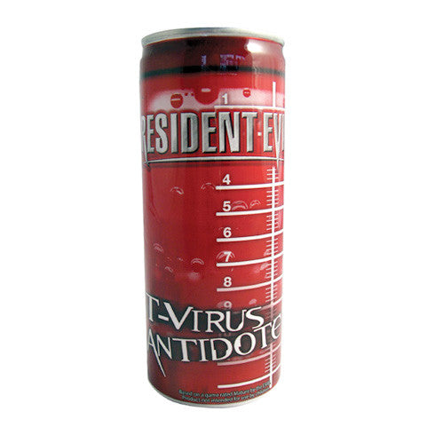 Resident Evil - T-Virus Antidote Energy Drink Shadow Anime