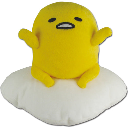 "Gudetama The Lazy Egg 5"" Plush Doll"