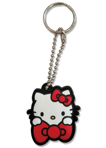 Hello Kitty W/ Bow Key Cap