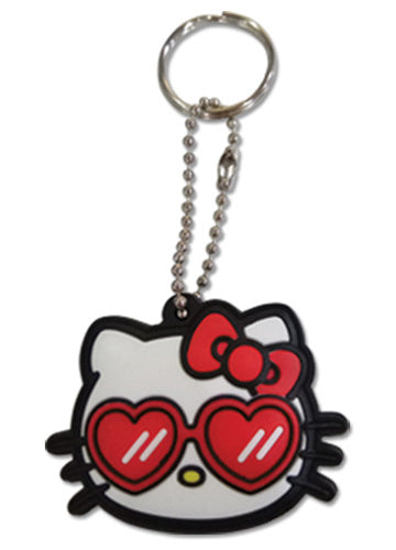 Hello Kitty W/ Heart Shaped Eyes Key Cap