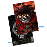 Hellsing Ultimate Alucard File Folders Set of 5