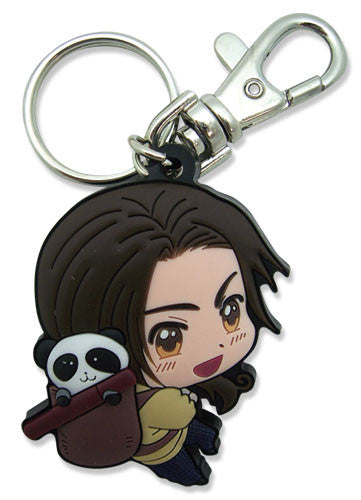 Hetalia - China Keychain Shadow Anime