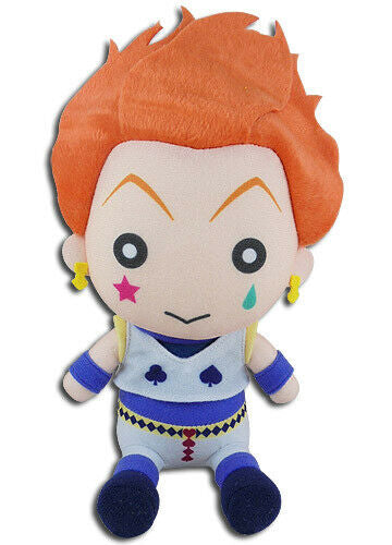 Hunter x Hunter Hisoka Morow 8 Sitting  Plush Doll
