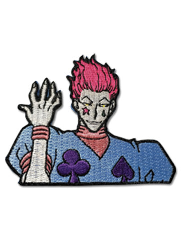 Hunter x Hunter Hisoka Morow Sew On Patch