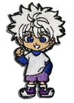 Hunter x Hunter Killua Kirua Sew On Patch