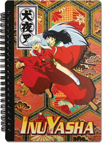 Inuyasha & Kagome Hardcover Journal Notebook