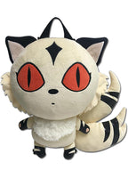 Inuyasha Kirara Plush Backpack Shadow Anime