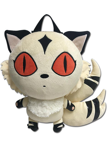 Inuyasha Kirara Plush Backpack