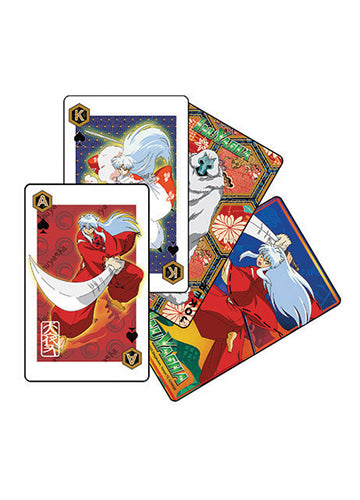 Inuyasha Poker Playing Cards