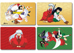 Inuyasha Postcards Set of 4