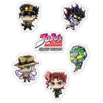 JoJo's Bizarre Adventure Characters Sticker Set