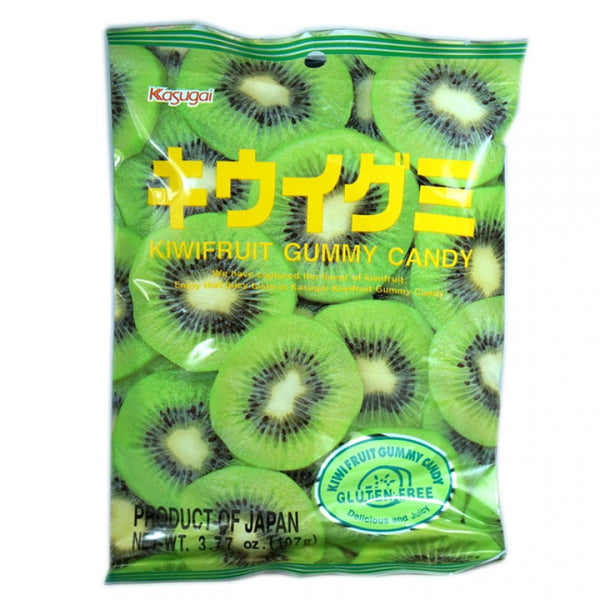 Kasugai - Kiwi Gummy 3.77 oz Shadow Anime