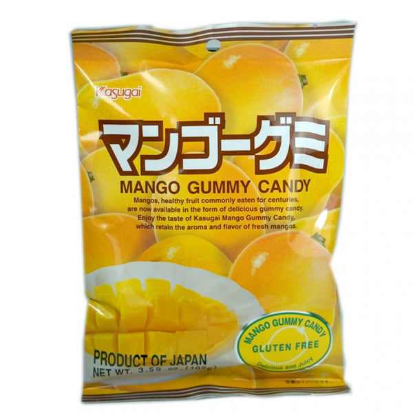 Kasugai - Mango Gummy 3.77 oz Shadow Anime