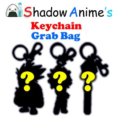 Anime Keychain Grab Bag Shadow Anime