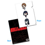 Kill La Kill Chibis Group File Folders Set of 5