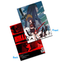 Kill La Kill Ryuko & Satsuki File Folders Set of 5