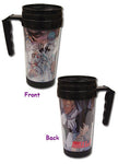 Kill La Kill Student Council Tumbler Mug W/ Handle