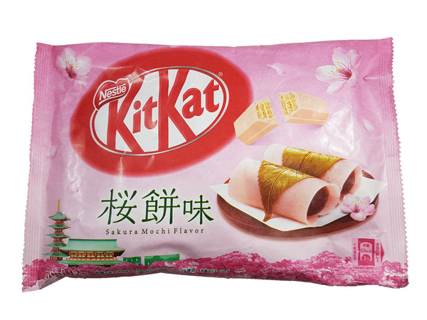Nestle Japanese Kit Kat Sakura Mochi Cherry Blossom Limited Edition