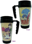 Magi The Labyrinth of Magic Characters Tumbler Mug W/ Handle