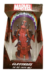 Marvel Deadpool Chimichangas Rainbow Pint Glass 16 oz