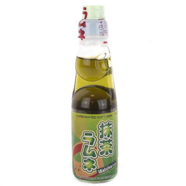 Ramune Soda Matcha Green Tea 6.6 oz