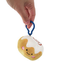 Squishable - Micro Cinnamon Bun Keychain Shadow Anime