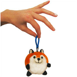 Squishable - Micro Fox Keychain Shadow Anime