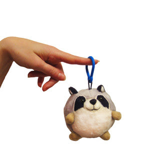 Squishable - Micro Raccoon Keychain Shadow Anime
