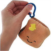 Squishable - Micro Toast Keychain Shadow Anime