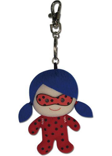 Miraculous Ladybug Plush Keychain Shadow Anime
