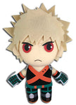 "My Hero Academia Bakugo Hero Costume 8"" Plush Doll"