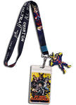 My Hero Academia Go Beyond Plus Ultra Lanyard W/ Charm