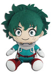 "My Hero Academia Midoriya 7"" Sitting Pose Plush Doll"